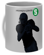 Michigan State Football Coffee Mug