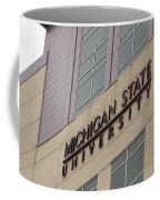 Michigan State University Signage 02 Coffee Mug