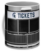 Michigan State University Tickets Booth Sc Signage Coffee Mug