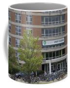 Michigan State University Welcome To Akers Signage Coffee Mug