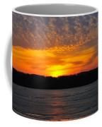Michigan Sunset Coffee Mug