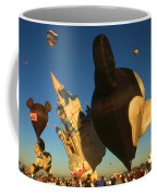 Mickey Mouse And Friends - Hot Air Balloons Coffee Mug