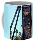 Mickey Donald Ferris Wheel California  Coffee Mug