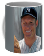 Mickey Mantle Coffee Mug