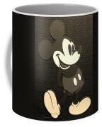 Mickey Mat Sepia Coffee Mug