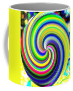 Micro Linear 11 Coffee Mug