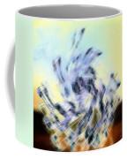 Micro Linear 8 Coffee Mug