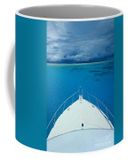 Micronesia, Boat Bow Coffee Mug