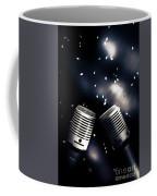 Microphone Club Coffee Mug