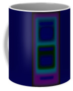 Microwave Blue Coffee Mug