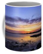 Mid April Sunset Coffee Mug