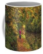 Mid Autumn On The Grand Union No 2 Coffee Mug