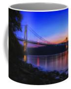 Mid-hudson Glow Coffee Mug