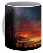 Mid-january Sunset Coffee Mug