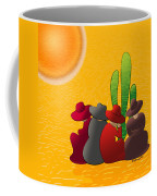 Midday Siesta Coffee Mug