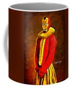 Middle Ages Iron Man Coffee Mug