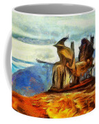 Middle Earth Airliner 3 - Da Coffee Mug