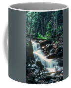 Middle Fork Red River Falls Coffee Mug