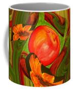Middle Of The Garden Coffee Mug