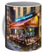 Midnight At The Brasserie Coffee Mug