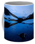 Midnight Atop Crow Pass Coffee Mug