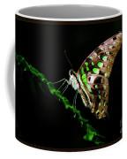 Midnight Butterfly Coffee Mug