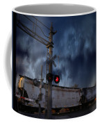 Midnight Flyer Coffee Mug