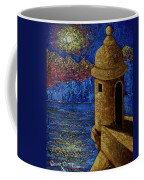 Midnight Mirage In San Juan Coffee Mug