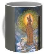 Midnight Mountain Majic 3 Coffee Mug