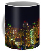 Midnight Oil Coffee Mug
