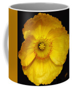Midnight Poppy Coffee Mug