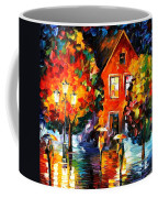 Midnight Rain Coffee Mug