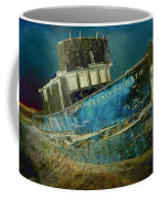 Midnight Shipwreck Coffee Mug