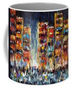 Midnight Strangers Coffee Mug
