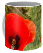 Midsummer Poppy Coffee Mug