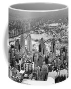 Midtown And Central Park View Coffee Mug