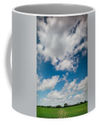 Midwest Corn Field Coffee Mug