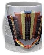 Art Deco Theater Coffee Mug