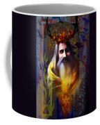 Midwinter Solstice Fire Lord Coffee Mug