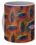 Mighty Are The Fallen Coffee Mug