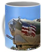Mighty B-17 Fortress Coffee Mug