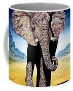Mighty Elephant Coffee Mug