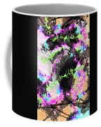 Mighty Mouse - Abstract Coffee Mug