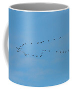 Migration In The Genes Coffee Mug