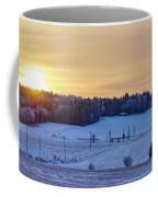Mihari Sunset Coffee Mug