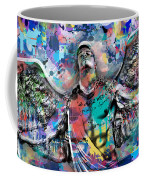 Mike Painting  Coffee Mug