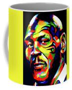Mike Tyson Abstract Coffee Mug