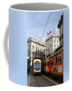Milan Trolley 4 Coffee Mug