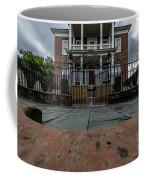 Miles Brewton House Circa 1765 Coffee Mug
