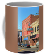 Miles City, Montana - Downtown Casino 2 Coffee Mug